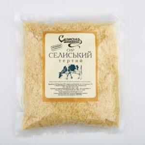 """Сир """"Селиський тертий"""" 200г"""