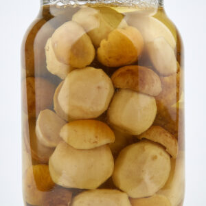 Білі гриби мариновані, 1 л