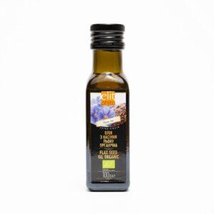 Олія з насіння льону (100 мл)