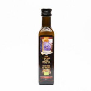 Олія з насіння льону (250 мл)